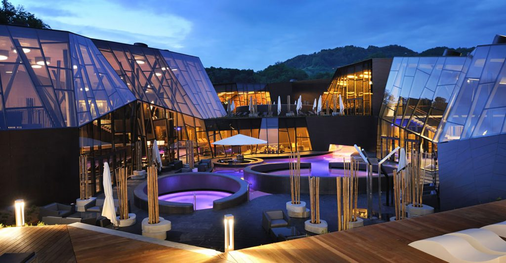 Terme Olimia Slovenija is the venue of World of Synergy 2019 conference