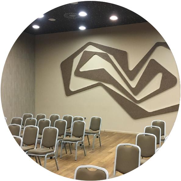 Terme Olimia Slovenia meeting room